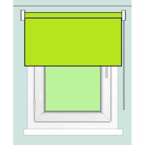 Nad wnęką okienną