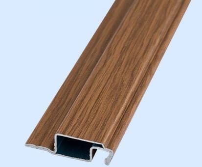 Winchester struktura drewna